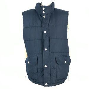 Old navy puffer vest jacket